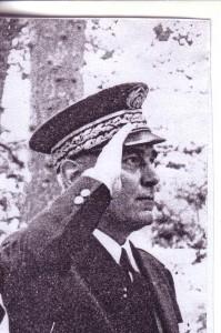 René ERIGNAC, sous préfet du Cher à St Amand Montrond en 1943