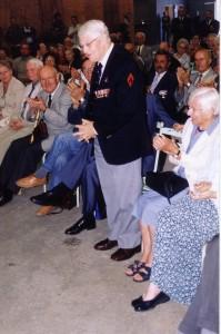 Glyn Loosmore lors du Congrès 2005 à St Amand Montrond