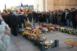 Arc de Triomphe octobre 2009