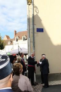rue du Commandant Rauscher