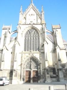 la basilique St Rémi à Reims, une merveille