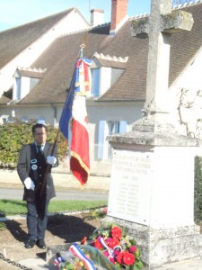 Monument aux Morts de Charly